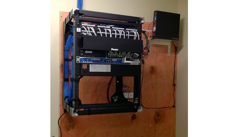 Small Network Rack