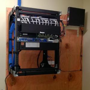 Small Network Rack